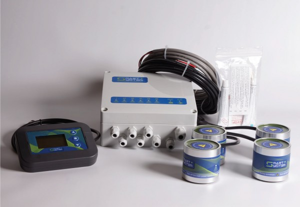Ultrasonic antifouling kit for boats