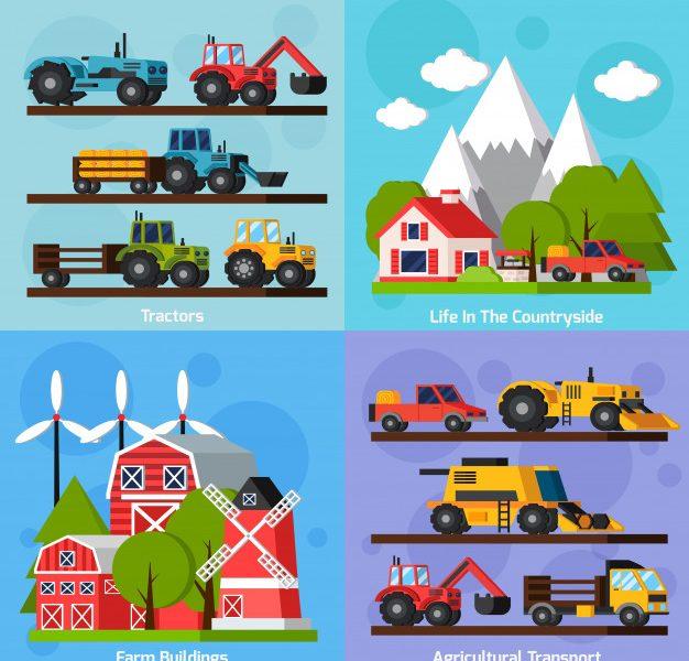 Servis kmetijske mehanizacije