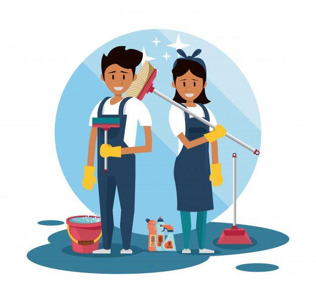 čistilni servis 4